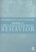 Readings in Organizational Behavior 1st edition 9780415998505 0415998506