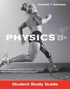 Physics, Student Study Guide, 8th edition 9780470395301 0470395303