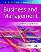 IB Business and Management Course Companion 0 9780199152254 019915225X