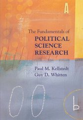 The Fundamentals of Political Science Research 1st Edition 9780521697880 0521697883