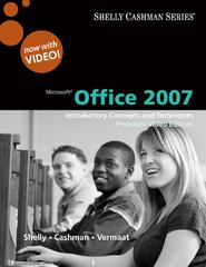 Microsoft Office 2007 1st edition 9780324826845 0324826842