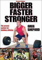 Bigger Faster Stronger 2nd edition 9780736079631 0736079637