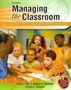 Managing the Classroom 3rd Edition 9780757552816 0757552811