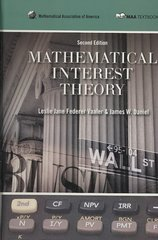 Mathematical Interest Theory 2nd Edition 9780883857540 0883857545