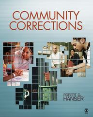 Community Corrections 1st Edition 9781412959957 1412959950