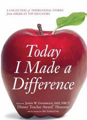 Today I Made a Difference 1st Edition 9781598698343 1598698346