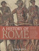 A History of Rome 4th edition 9781405183277 1405183276