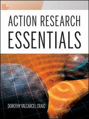 Action Research Essentials 1st Edition 9780470189290 0470189290