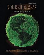 Business: A Changing World 7th edition 9780073511726 0073511722