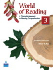 World of Reading 3 2nd Edition 9780136002147 0136002145