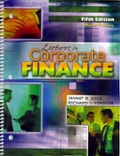 Lectures in Corporate Finance