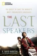 The Last Speakers 0 9781426204616 1426204612