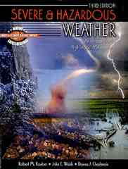 Severe and Hazardous Weather 3rd Edition 9780757550430 0757550436