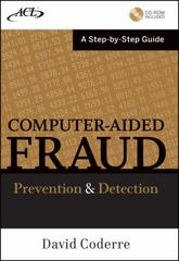 Computer Aided Fraud Prevention and Detection 1st edition 9780470392430 0470392436
