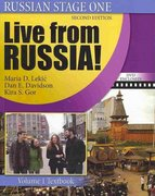Russian Stage One 2nd Edition 9780757552014 0757552013