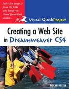 Creating a Web Site in Dreamweaver CS4 1st edition 9780321591500 032159150X