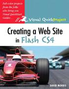Creating a Web Site with Flash CS4 1st edition 9780321610522 0321610520