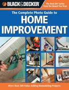 Black and Decker the Complete Photo Guide to Home Improvement 3rd edition 9781589234529 1589234529