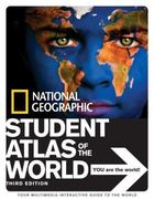 National Geographic Student Atlas of the World Third Edition 3rd edition 9781426304453 1426304455