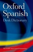 Oxford Spanish Desk Dictionary 4th edition 9780199560806 0199560803