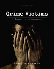 Crime Victims 7th edition 9780495599296 0495599298
