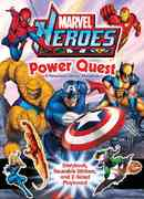 Marvel Heroes Power Quest 0 9780794418816 0794418813
