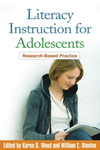 Literacy Instruction for Adolescents 0 9781606231180 1606231189