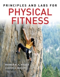 Principles and Labs for Physical Fitness 7th Edition 9780495560098 049556009X