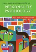 The Cambridge Handbook of Personality Psychology 1st Edition 9780521680516 0521680514