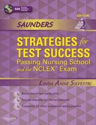 Saunders Strategies for Test Success 2nd Edition 9781416062028 1416062025