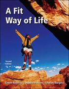 A Fit Way of Life with Exercise Band 2nd edition 9780077260736 0077260732