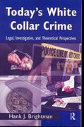 Today's White  Collar Crime 1st Edition 9781135843526 113584352X