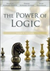 The Power of Logic 4th Edition 9780073407371 0073407372