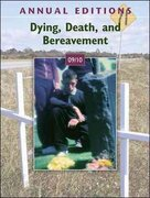 Annual Editions: Dying, Death, and Bereavement 09/10 11th edition 9780078127670 007812767X