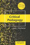 Critical Pedagogy Primer 4th Edition 9781433101823 1433101823