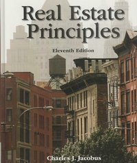 Real Estate Principles 11th edition 9780324787498 0324787499