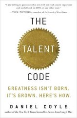 The Talent Code 1st Edition 9780553806847 055380684X