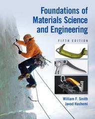 Foundations of Materials Science and Engineering 5th edition 9780073529240 0073529249