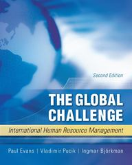 The Global Challenge 2nd Edition 9780073530376 0073530379