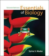 Essentials of Biology 2nd edition 9780077280093 0077280091