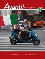 Avanti!: Beginning Italian 2nd edition 9780073386249 0073386243