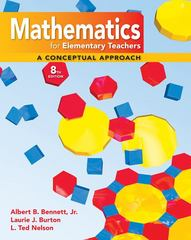 Mathematics for Elementary Teachers: A Conceptual Approach 8th edition 9780073519456 0073519456