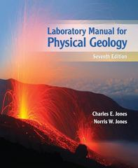 Lab Manual for Physical Geology 7th edition 9780073369396 007336939X