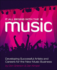 It All Begins with the Music 1st Edition 9781598638639 1598638637