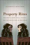 Property Rites 1st Edition 9780807859391 0807859397