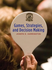 Games, Strategies and Decision Making 1st edition 9780716766308 0716766302