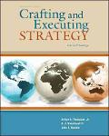 Crafting andamp  Executing Strategy  Text and Readings