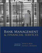 Bank Management &amp. Financial Services w/S&amp.P bind-in card 8th Edition 9780077303556 0077303555