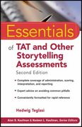 Essentials of TAT and Other Storytelling Assessments 2nd Edition 9780470281925 0470281928