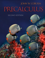 Precalculus 2nd edition 9780077276508 0077276507